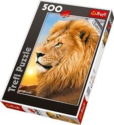 Lion, Pussel 500 bitar, Trefl