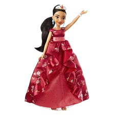 Disney Princess Avalorin Elena Royal Gown