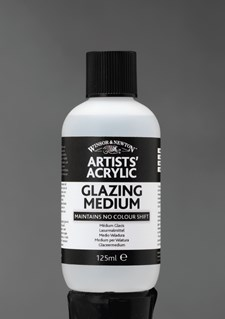 Professional Akryl Medium Glazing Winsor & Newton 125 ml