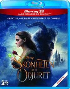 Skönheten och Odjuret (Blu-ray 3D + Blu-ray)