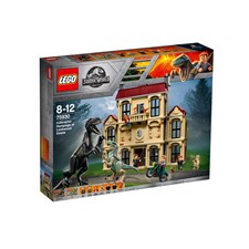 Indoraptor och attacken mot Lockwood Estate, LEGO Jurassic World (75930)