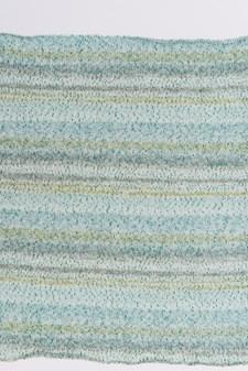 Rico Creative Melange Lace Lanka Puuvillasekoitus 50g Aqua Mix 004
