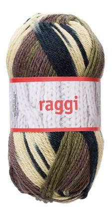 Raggi Camouflage 100g Maastoväri (15116)