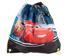 Disney Cars Gymbag, Svart
