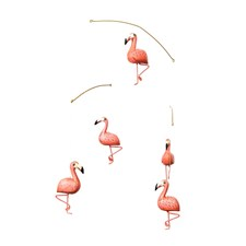 Sängmobil Flamingo, Geggamoja