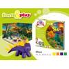 FIMO kids -muovailupakkaus Dinosaurukset