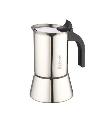 Bialetti VENUS Espressobryggare 6 Koppar Rostfritt Stål