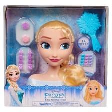Elsa Styling head, Disney Frost