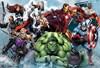 Pussel 100 bitar, Avengers
