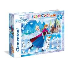 Pussel Maxi Disney Frozen, 104 bitar, Clementoni