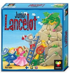 Junior Lancelot, Competo