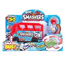 Smashers Sport Football Bus