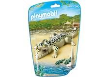 Alligator med unge, Playmobil City Life