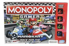 Monopoly Gamer Mario Kart ENG, Hasbro Gaming