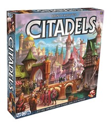 Citadels, Selskapsspill