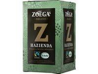 ZOEGAS kahvi Hazienda ekologinen 450g