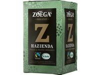 Kaffe ZOEGA Hazienda ekologiskt 450g
