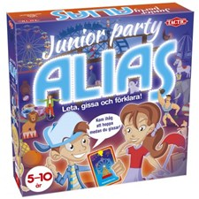 Party Alias Junior, Barnespill (SE)