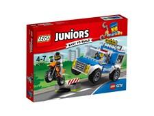 Polisbussjakt, LEGO Juniors (10735)