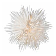 Watt & Veke Eldig Adventsstjerne D70 cm Hvit