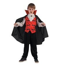 Barndräkt Vampyrpojke Medium