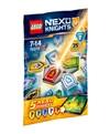 Kombo NEXO-krafter, Wave 1, LEGO Nexo Knights (70372)