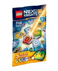NEXO-yhdistelmävoimat, aalto 1, Lego Nexo Knights (70372)