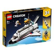 Avaruussukkulaseikkailu LEGO® Creator (31117)