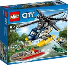 Helikopterjakt, Lego City