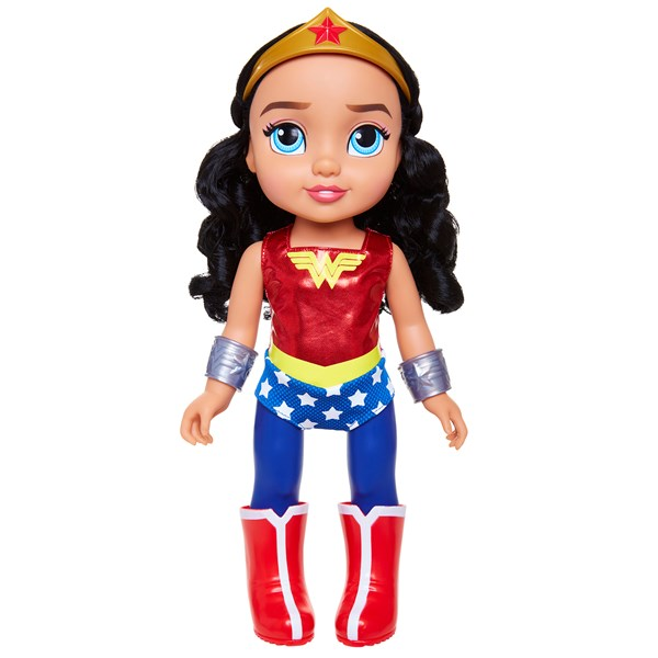 Toddler Docka Wonder Woman, DC Super Hero Girls