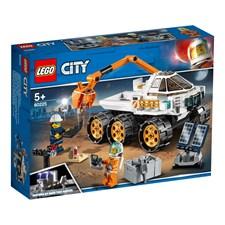 Testkörning av rover, LEGO City Space Port (60225)
