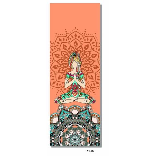 Ekologisk Yogamatta, Naturgummi