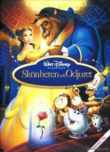 Disney Klassiker 30 - Skönheten och Odjuret (1-disc)