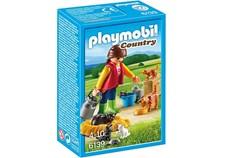 Fargerik kattefamilie, Playmobil