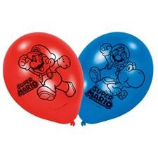 Super Mario ballonger, 6 st