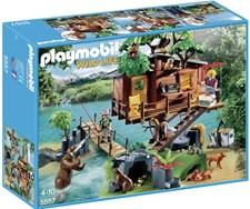 Äventyrsträdkoja, Playmobil (5557)