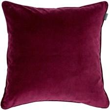 GANT Home Velvet Kuddfodral 100% Bomull 50x50 cm Purple Fig