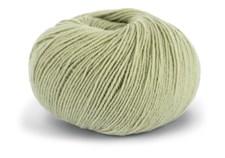 Knit At Home Superfine Baby Merino Ullgarn 50 g Dus Pistasj 220