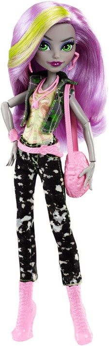 Moanica D'Kay, Welcome To Monster High, Monster High