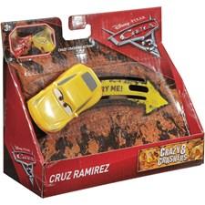 Pullback Diecast, Cruz Ramirez, Cars 3