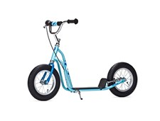 Yedoo Mau, Lyseblå, Sparkesykkel med lufthjul