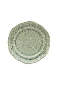 Sthål Assiett D: 23 cm Antique