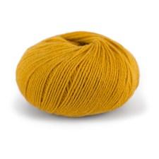 Du store Alpakka Wool Garn Ullmix 50 g Maisgul 511