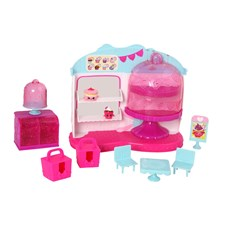 Cupcake Queen Café, Shopkins