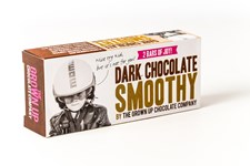 The Grown Up Chocolate Company Choklad The G Dark Chocolate Smoothy 75 g