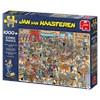 Jan van Haasteren, National Championships Puzzling, Puslespill, 1000 brikker