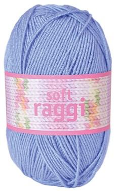 Soft Raggi 100gr Himmelblå (31212)