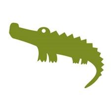 Applikasjon Krokodille Stor 9/4 cm