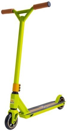 Stiga Trick Scooter Supreme, limetinvihreä