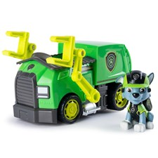 Rocky's Mission Recycling truck, Mission Paw, Paw Patrol